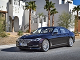 BMW M760Li xDrive V12 Excellence Worldwide (G12) 2016 wallpapers