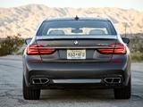 BMW M760i xDrive North America (G11) 2017 images