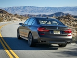 BMW M760i xDrive North America (G11) 2017 pictures