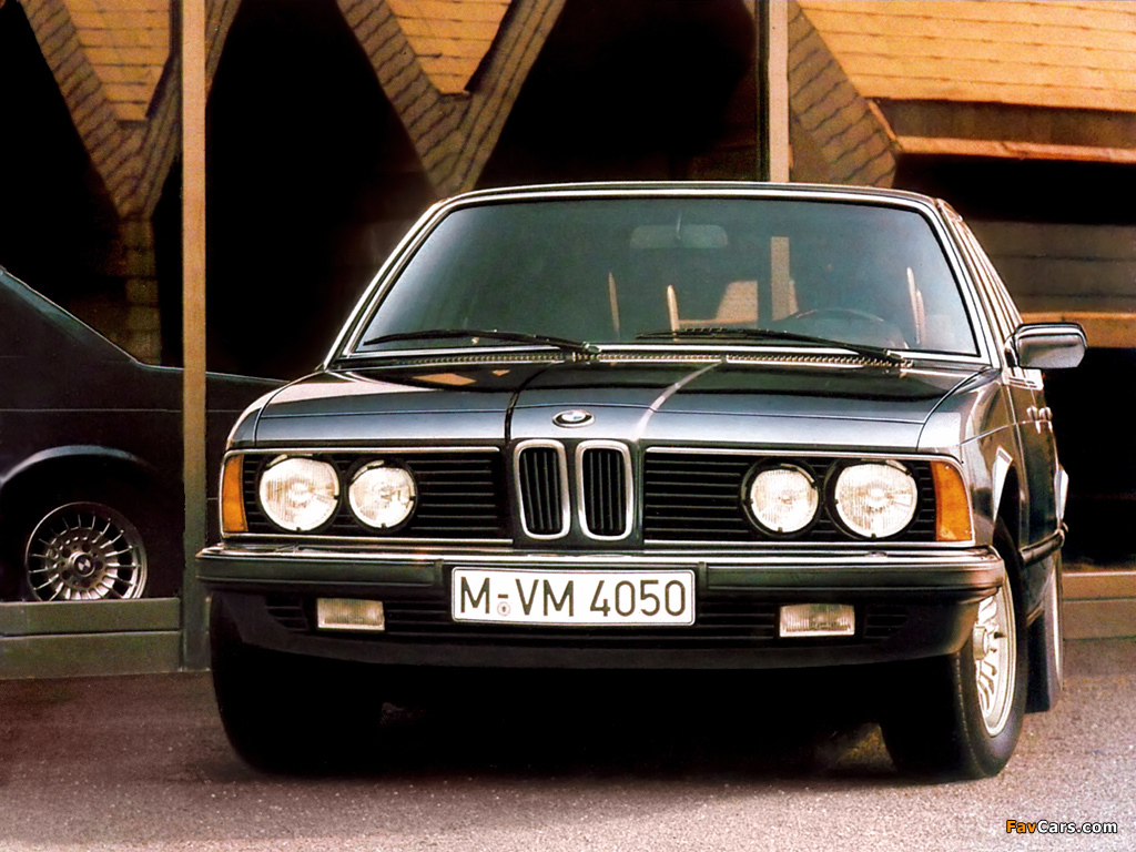 745i (E23) 1980–86 pictures