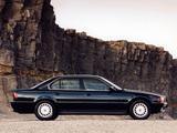 BMW 728i UK-spec (E38) 1994–98 images