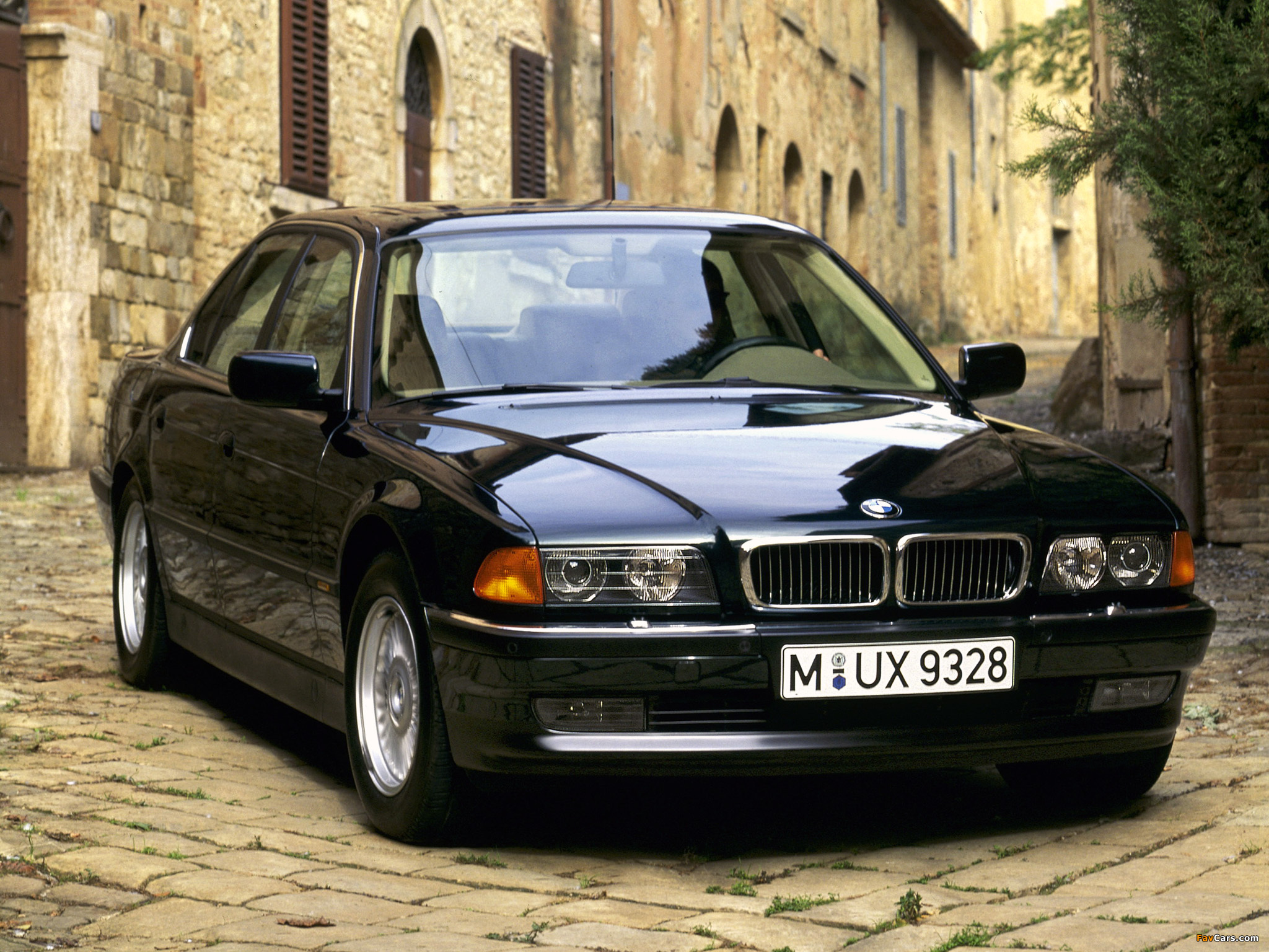 Bmw 750i E38 1994 98 Pictures 2048x1536