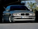 BMW 740d (E38) 1999–2001 images