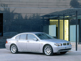 BMW 730i (E65) 2003–05 photos