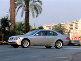 BMW 730i (E65) 2003–05 wallpapers