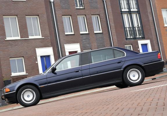 Images of BMW L7 (E38) 1997