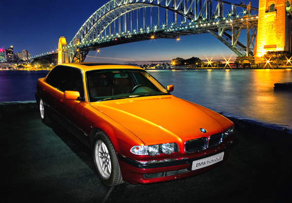 Images Of Bmw L7 By Karl Lagerfeld E38 1997
