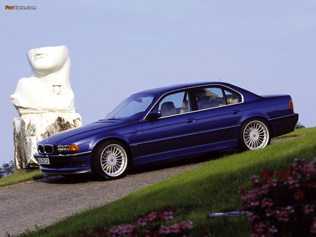 Images Of Alpina B12 6 0 E38 1999 2001 1024x768