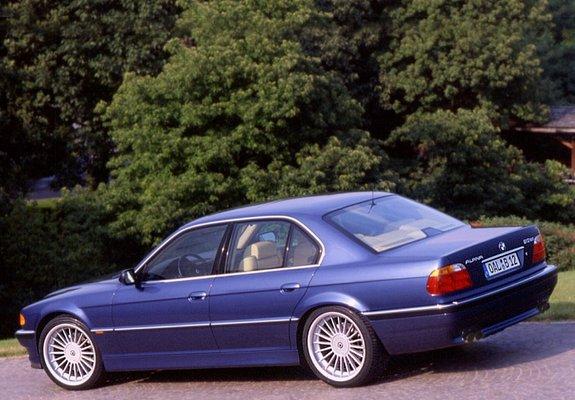 Images Of Alpina B12 60 E38 1999 2001