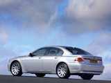 Images of BMW 730d UK-spec (E65) 2002–05