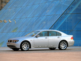 Images of BMW 730i (E65) 2003–05