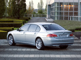Images of BMW 760Li Individual (E66) 2005–08