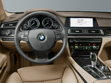 Images of BMW 750Li (F02) 2008