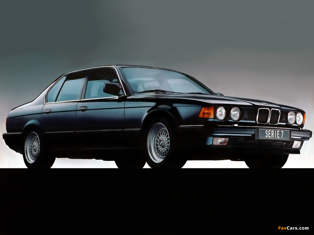 images of bmw 7 series (e32) 1986–94 (1024x768)