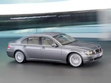 Images of BMW 750Li (E66) 2005–08