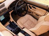 Photos of BMW 750iL UK-spec (E38) 1994–98