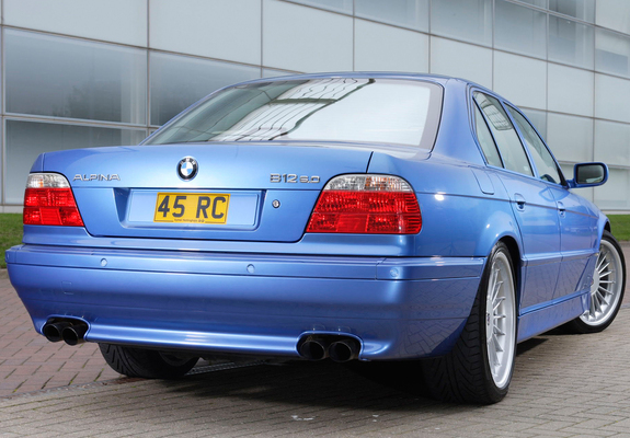 Photos Of Alpina B E - Bmw e38 alpina for sale