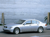 Photos of BMW 730i (E65) 2003–05
