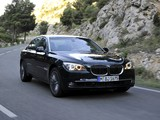 Photos of BMW 750Li xDrive (F02) 2008–12
