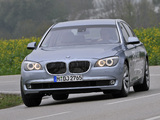 Photos of BMW ActiveHybrid 7 (F04) 2009–12