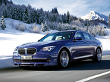 Photos of Alpina B7 Bi-Turbo Allrad (F01) 2010–12