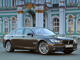 Photos of BMW 750Li (F02) 2012
