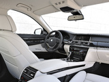 Photos of BMW 750d xDrive (F01) 2012
