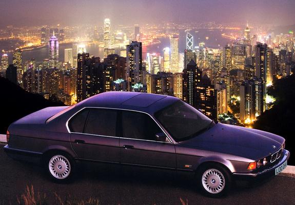 Worksheet. of BMW 730i V8 UKspec E32 199294