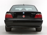 Pictures of BMW 740i Sport Pack (E38) 1999–2001