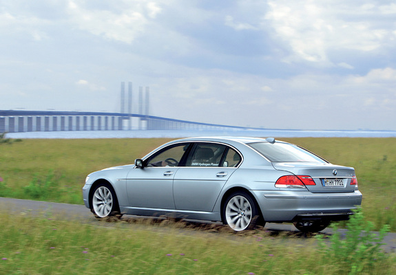 Pictures Of Bmw Hydrogen 7 200708