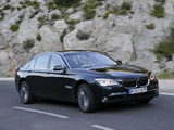 Pictures of BMW 750Li xDrive (F02) 2008–12