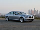 Pictures of BMW ActiveHybrid 7 (F04) 2009–12