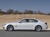 Pictures of BMW 750d xDrive (F01) 2012