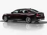 Pictures of BMW 740Li xDrive Horse Edition (F02) 2014