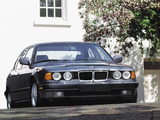 BMW 740iL US-spec (E32) 1992–94 wallpapers