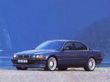 Alpina B12 5.7 (E38) 1995–98 wallpapers