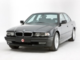 BMW 740i Sport Pack (E38) 1999–2001 wallpapers