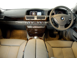 BMW 760i ZA-spec (E65) 2005–08 wallpapers
