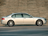 BMW 760Li Individual (E66) 2005–08 wallpapers