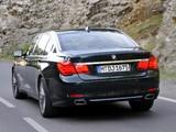 BMW 750Li xDrive (F02) 2008–12 wallpapers