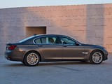 BMW 750Li (F02) 2012 wallpapers