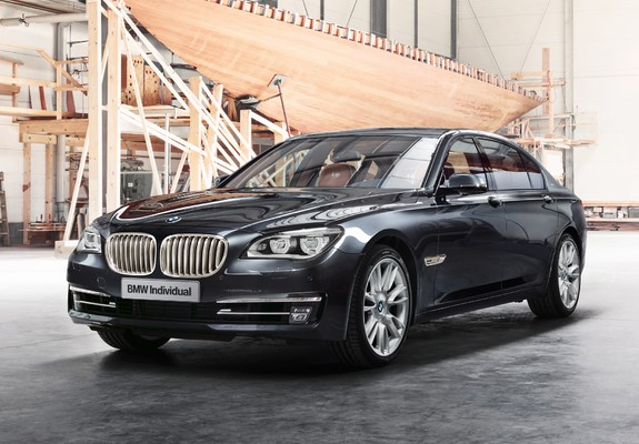 Bmw 760li Individual Sterling By Robbe Berking F02 2013 Wallpapers