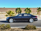 Wallpapers of BMW M760Li xDrive V12 Excellence Worldwide (G12) 2016