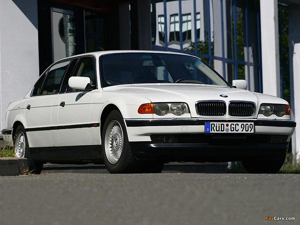 Bmw L7 E38 1998 2001 Wallpapers 1024x768