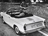 Images of BMW 700 Cabriolet 1961–64