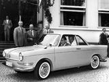 Pictures of BMW 700 Coupe 1959–65