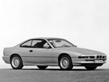 BMW 850i (E31) 1989–94 pictures