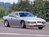 BMW 850 CSi (E31) 1992–96 photos