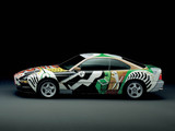 BMW 850 CSi Art Car by David Hockney (E31) 1995 wallpapers