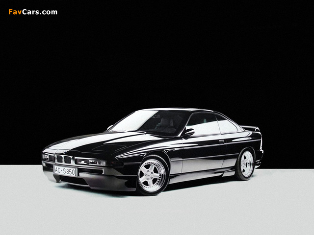 AC Schnitzer BMW 8 Series (E31) images (640 x 480)